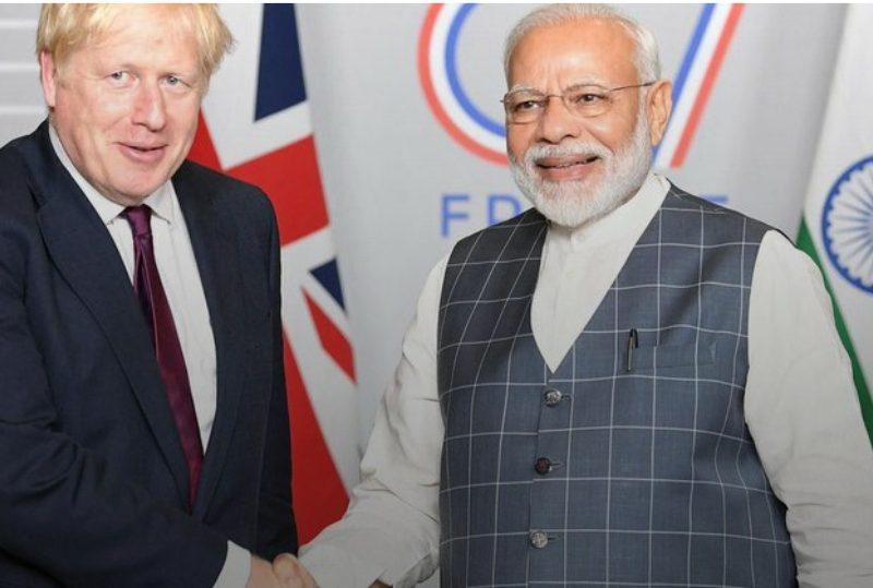 Chitradurga UK pm cancelled India visit